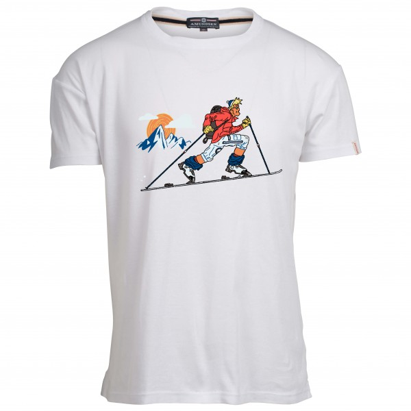Amundsen Sports - The Tee - T-paidat