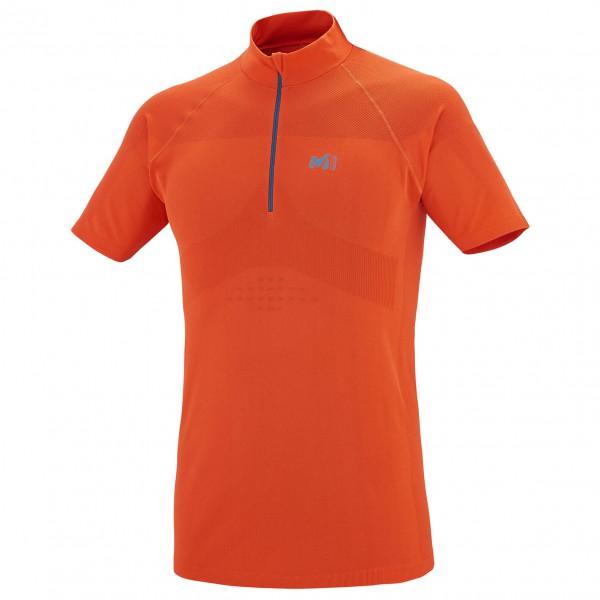 Millet - LTK Seamless Zip S/S - Joggingshirt