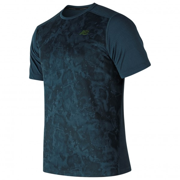 New Balance - Print Max Intensity S/S v2 - Laufshirt