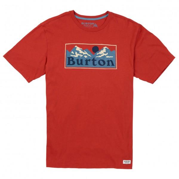 Burton - Ralleye S/S - T-Shirt