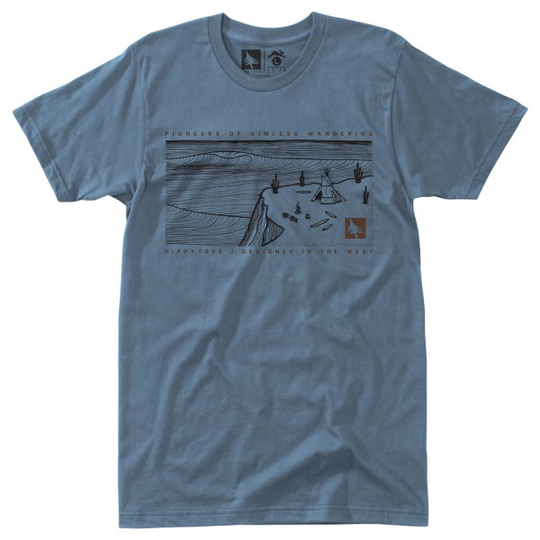 Hippy Tree - Baja Tee - T-shirt