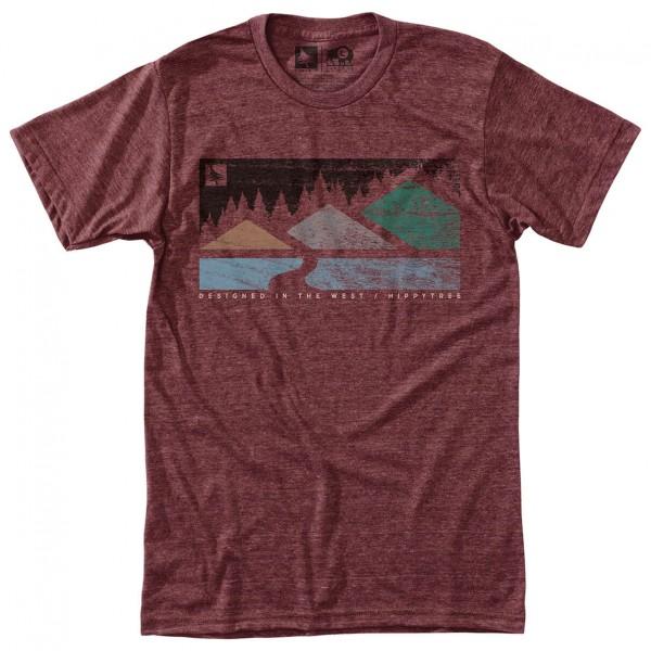 Hippy Tree - Cascade Tee - T-shirt
