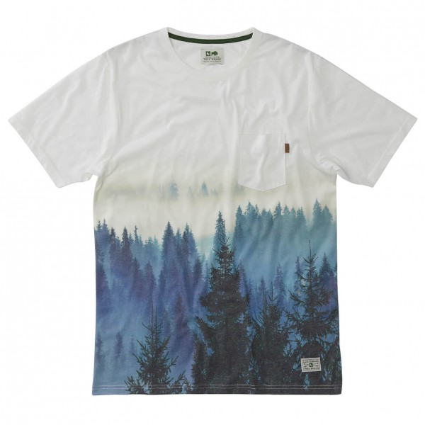 Hippy Tree - Conifer Tee - T-skjorte