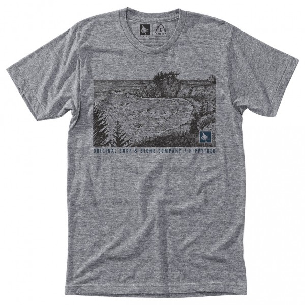 Hippy Tree - Cove Tee - T-paidat