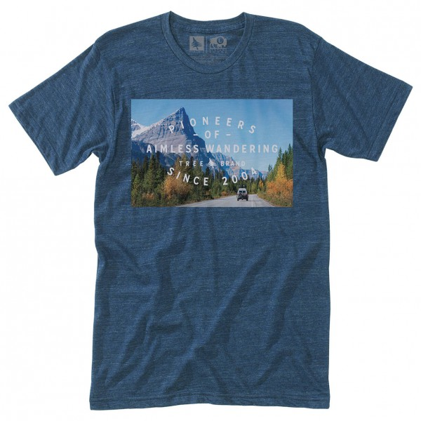 Hippy Tree - Highway Tee - T-Shirt