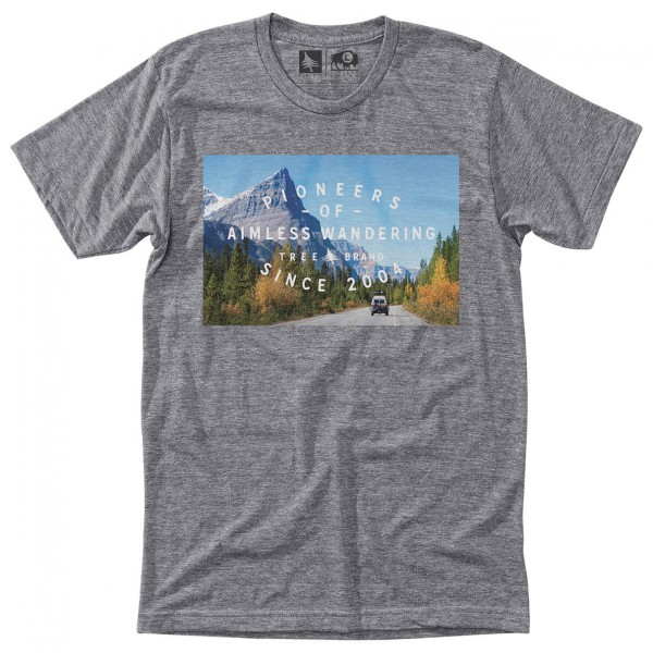 Hippy Tree - Highway Tee - Camiseta de manga corta