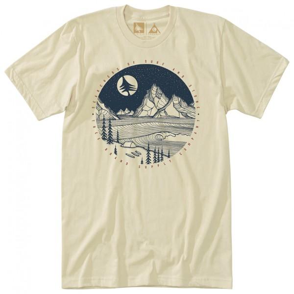 Hippy Tree - Moonlight Tee - T-Shirt