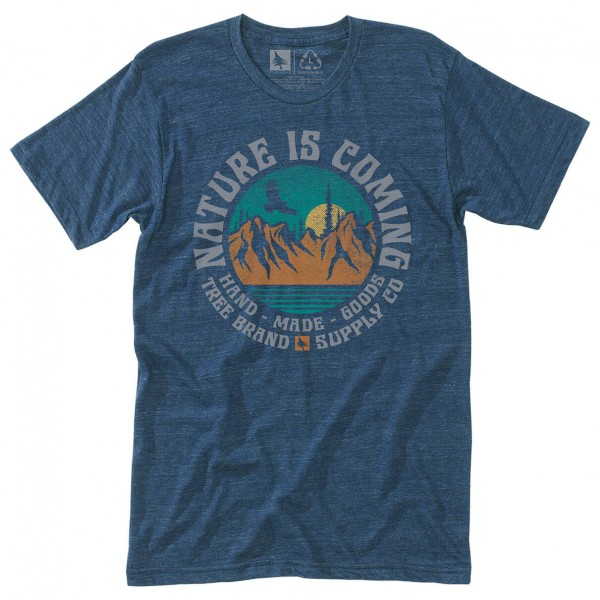 Hippy Tree - Olympia Tee - T-Shirt