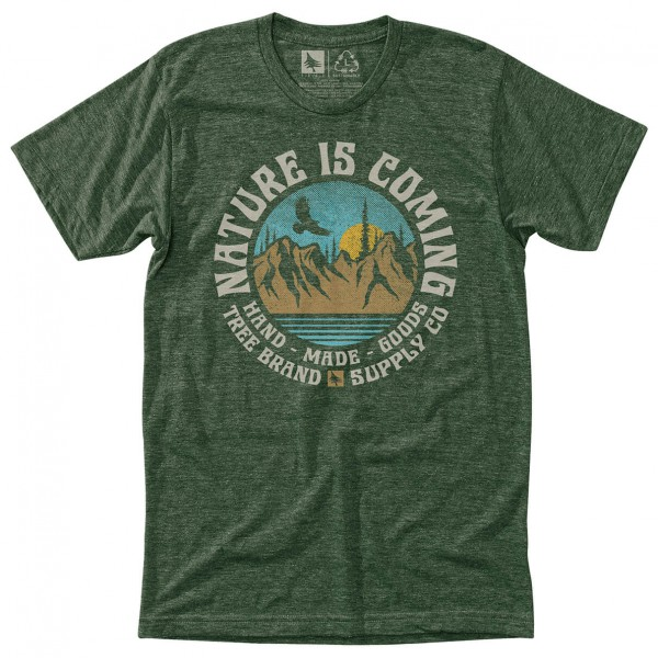 Hippy Tree - Olympia Tee - T-Shirt