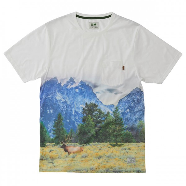Hippy Tree - Prairie Tee - T-shirt