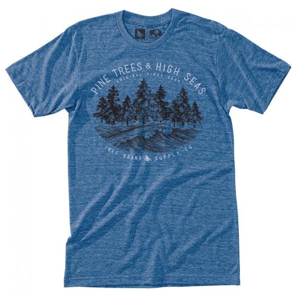 Hippy Tree - Seaside Tee - T-shirt
