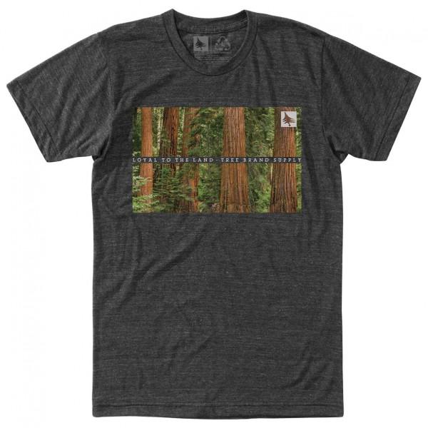 Hippy Tree - Timberline Tee - T-shirt