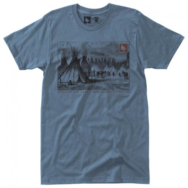 Hippy Tree - Tradition Tee - T-shirt