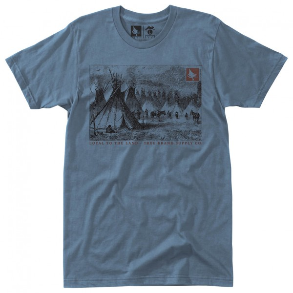 Hippy Tree - Tradition Tee - T-paidat