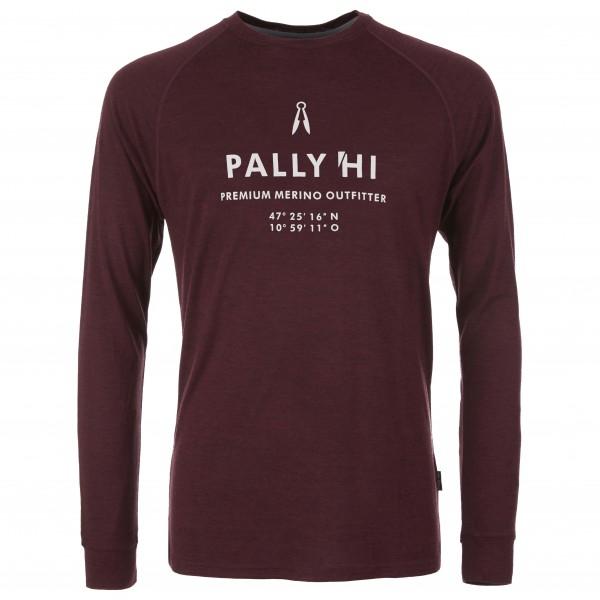 Pally'Hi - Longsleeve Coordinational - Longsleeve