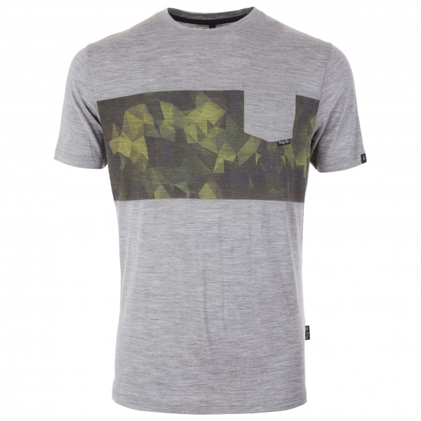 Pally'Hi - T-Shirt Camo Pocket - T-shirt