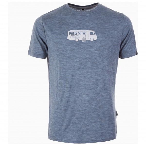 Pally'Hi - T-Shirt Outdoor Activism - Camiseta de manga corta