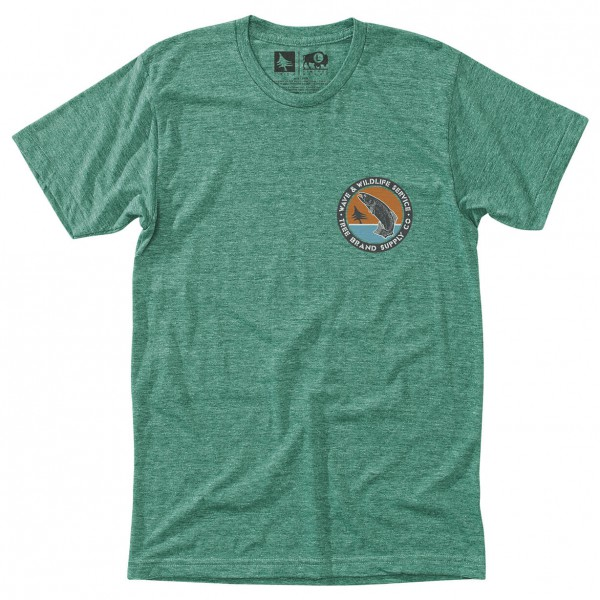 Hippy Tree - Wetland Tee - T-Shirt