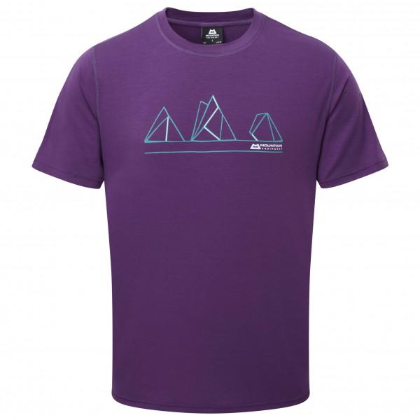 Mountain Equipment - Triple Peak Tee - T-shirt