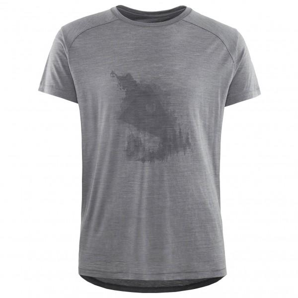 Klättermusen - Eir Forest S/S Tee - T-shirt