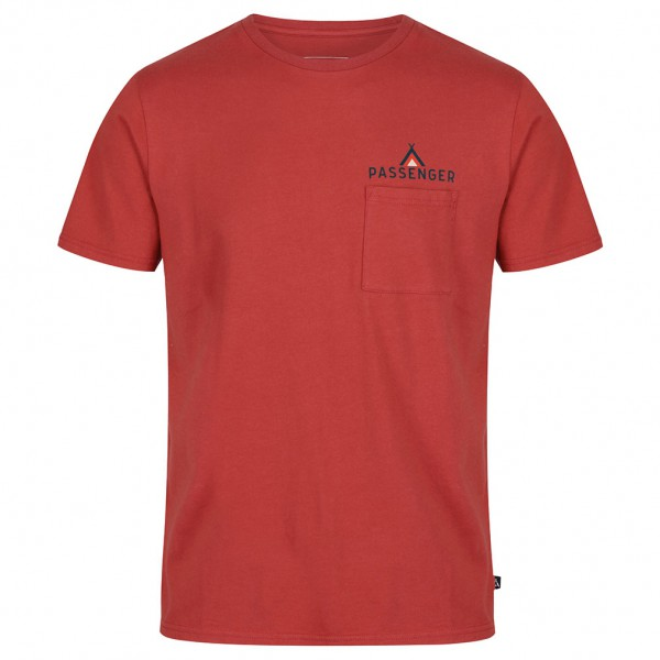 Passenger - Teepee Tee - Camiseta de manga corta