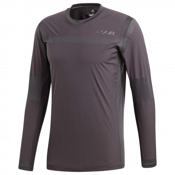adidas - Agravic Hybrid L/S - Sport-T-shirt