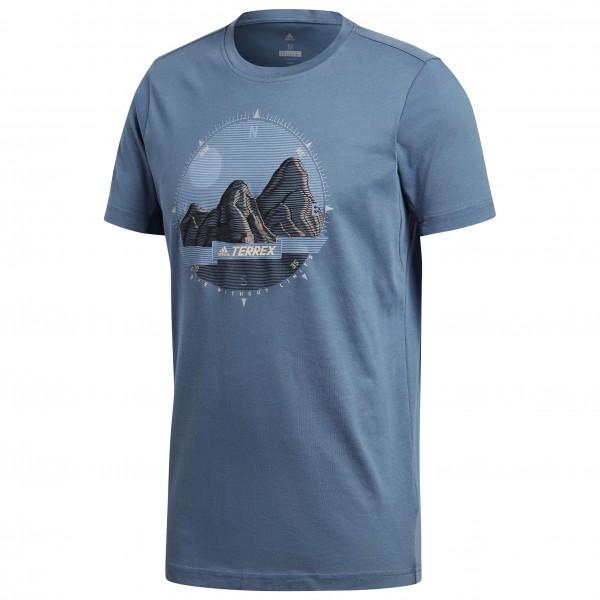 adidas - Compass Tee - T-shirt