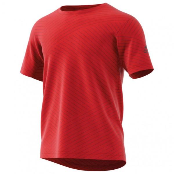 adidas - FreeLift Aeroknit Tee - Sport-T-shirt