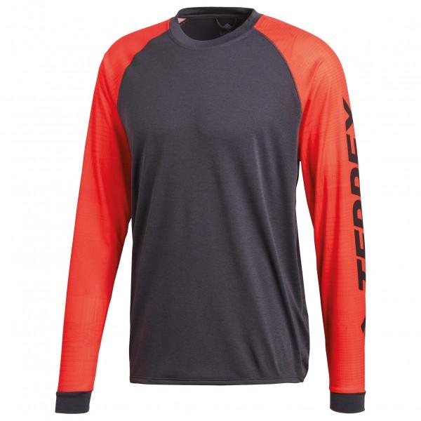 adidas - Terrex TrailCross L/S - Sport-T-shirt