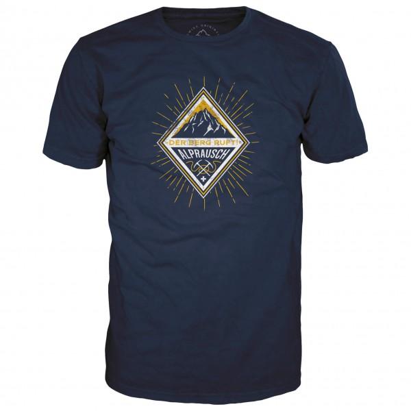 Alprausch - Der Berg Ruft T-Shirt - T-skjorte