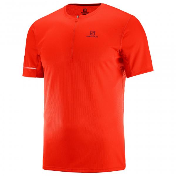 Salomon - Agile Hz S/s Tee - Joggingshirt