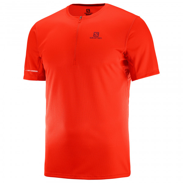 Salomon - Agile Hz S/s Tee - Running shirt