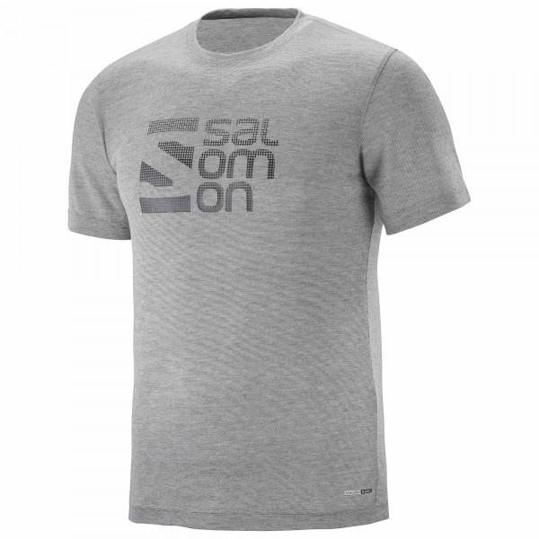 Salomon - Explore Graphic S/s Tee - T-paidat