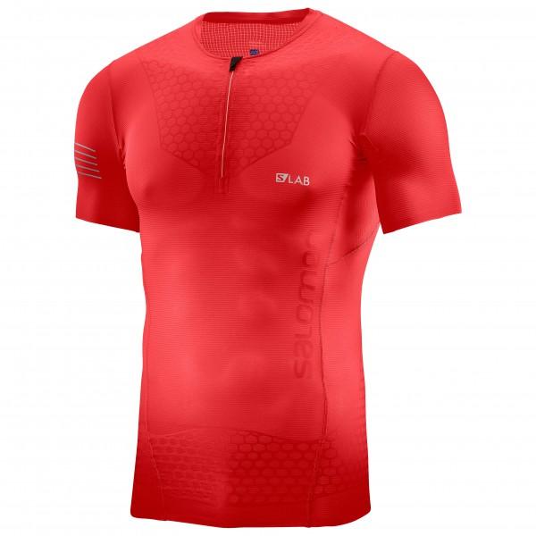 Salomon - S-Lab Exo Hz S/s Tee - Running shirt