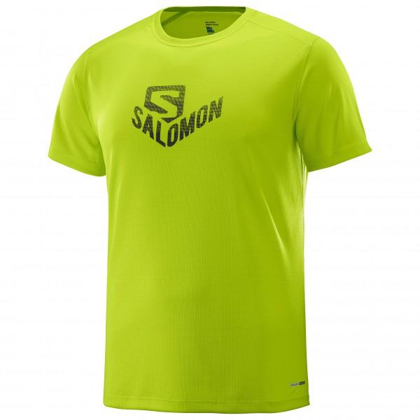 Salomon - Stroll Graphic S/s Tee - Tekninen paita