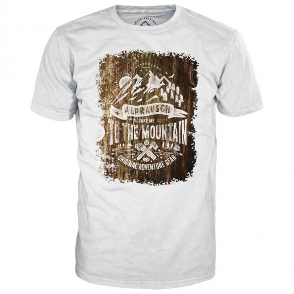 Alprausch - Holzwäg T-Shirt - T-skjorte