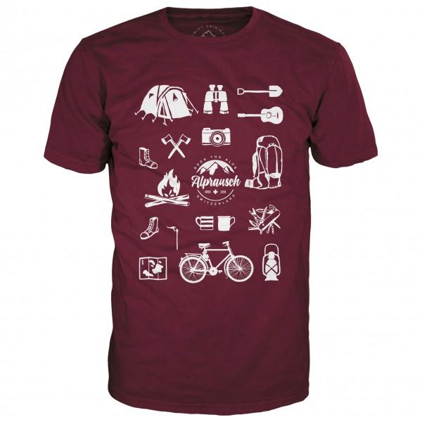 Alprausch - ID-PD T-Shirt - T-shirt