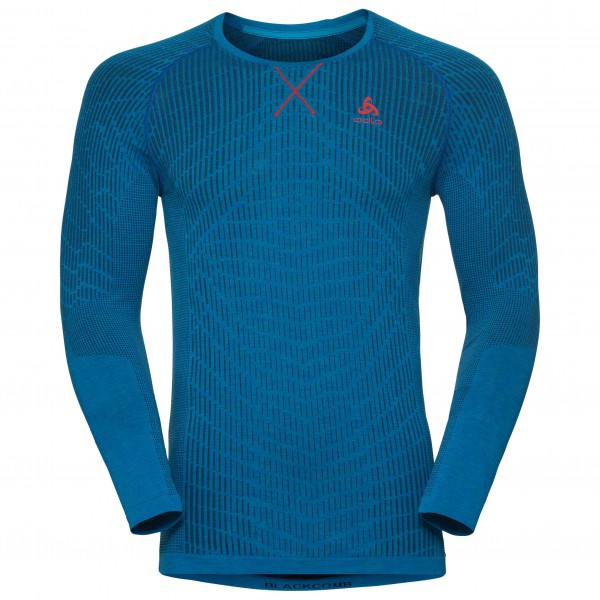 Odlo - Crew Neck L/S Blackcomb - Joggingshirt