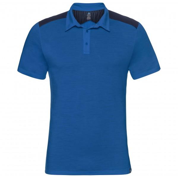 Odlo - Polo S/S Saikai Ceramiwool - Poloshirt
