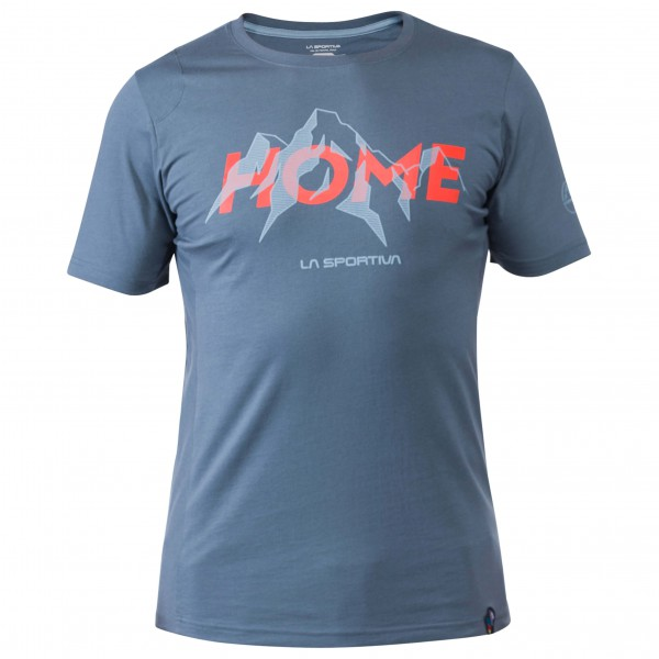 La Sportiva - Mountain is Home T-Shirt - T-paidat