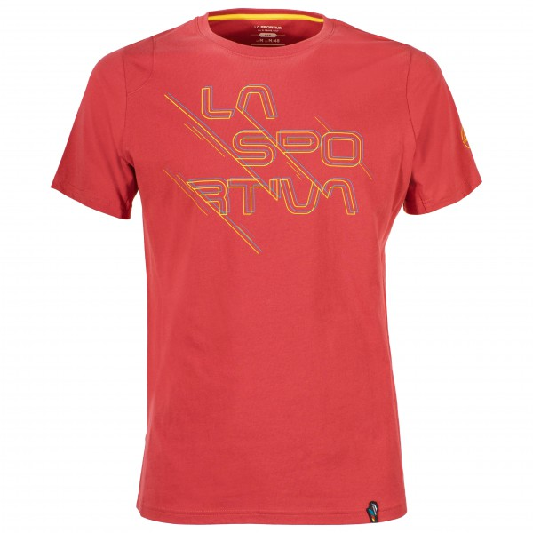 La Sportiva - Sliced Logo T-Shirt - T-shirt