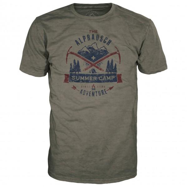 Alprausch - Summercamp T-Shirt - T-shirt