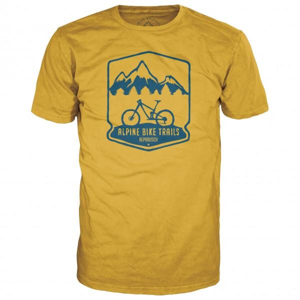Alprausch - Velowäg T-Shirt - T-shirt