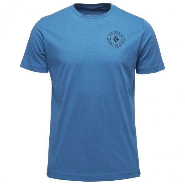 Black Diamond - S/S Circle Logo Tee - T-paidat