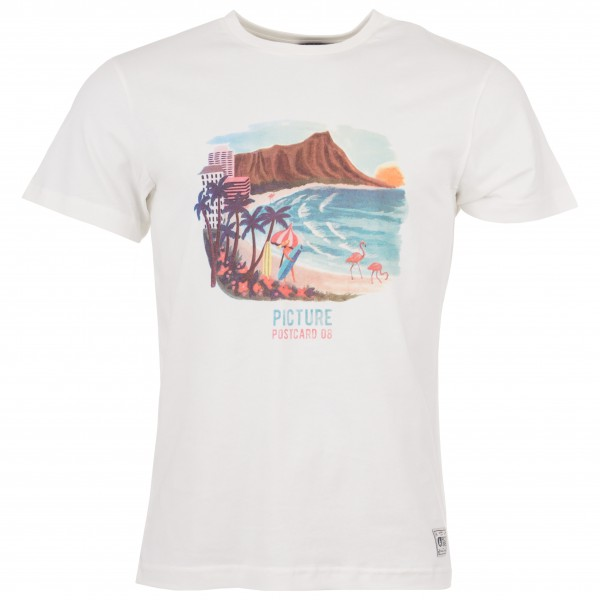 Picture - Postcard Hawaii - T-shirt