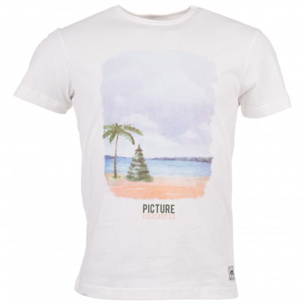 Picture - Postcard Trees - T-Shirt