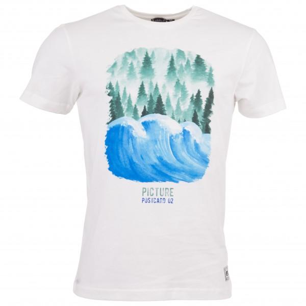 Picture - Postcard Wave - T-shirt