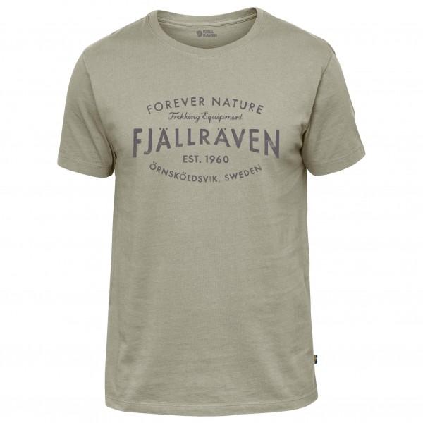 Fjällräven - Fjällräven Est. 1960 T-Shirt - T-Shirt