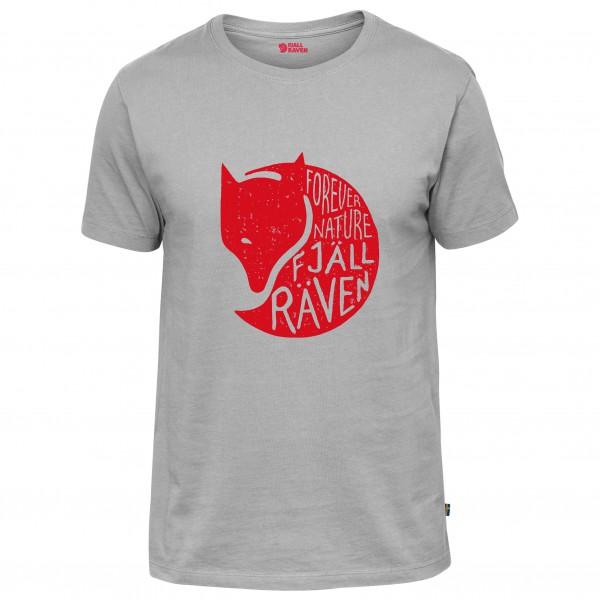 Fjällräven - Forever Nature Fox T-Shirt - T-paidat