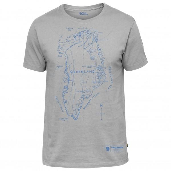 Fjällräven - Greenland Printed T-Shirt - T-Shirt